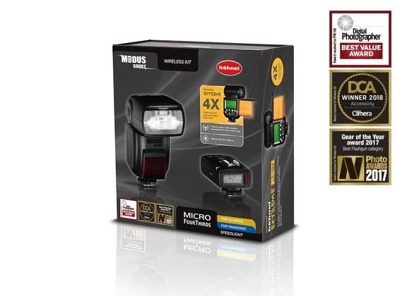 Modus 600rt Wireless Kit For Micro Four Thirds