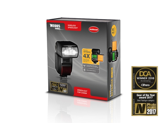 MODUS 600RT Speedlight for Canon
