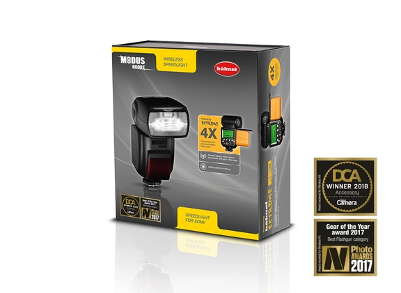 MODUS 600RT Speedlight for Sony