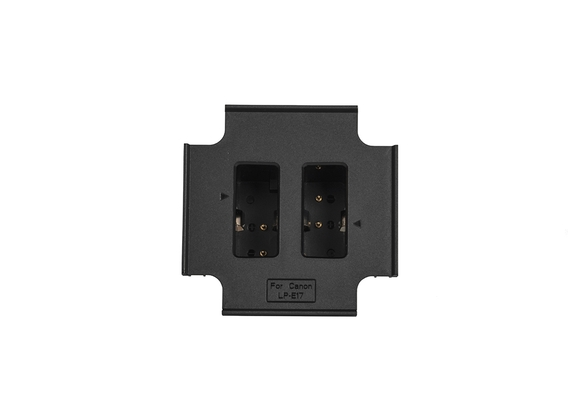 ProCUBE Plate for Canon LP-E17 Battery