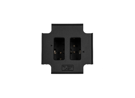 ProCUBE2 Plate for Canon LP-E17 Battery