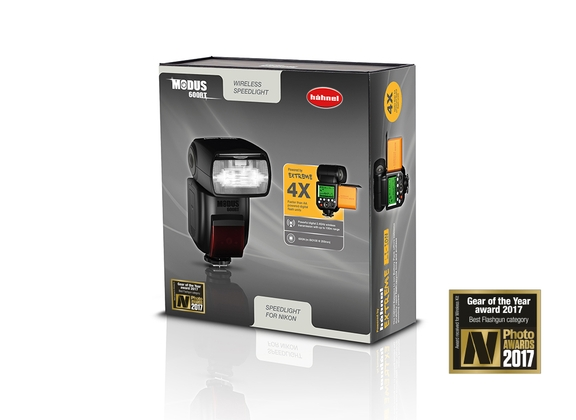 MODUS 600RT Speedlight for Nikon