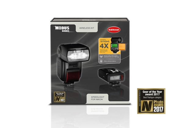 MODUS 600RT Wireless Kit for Nikon
